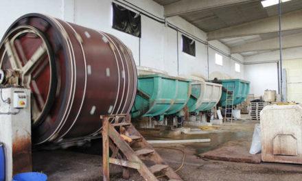 Tecnología que reduce agua en el proceso de curtido