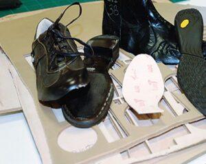 control de temperatura interior del calzado insumos para calzado. Black Bedroom Furniture Sets. Home Design Ideas
