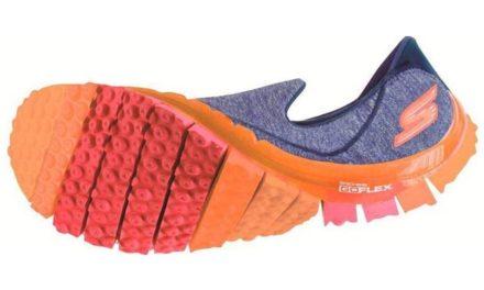 Suela de eva y goma para mayor comodidad en calzado deportivo