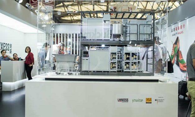 Sistema para reciclado de residuos generados en producción de cuero