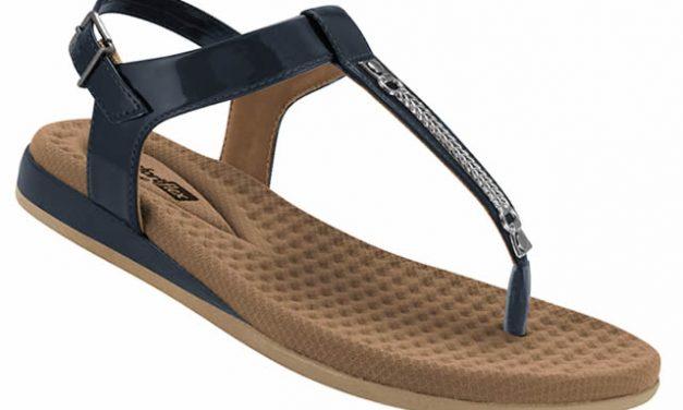Crean sandalias con tecnologías de confort con espuma de la Nasa y Visco elástico