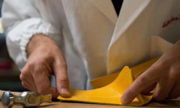 Ferragamo abre laboratorio ecológico para prototipos y productos en cuero