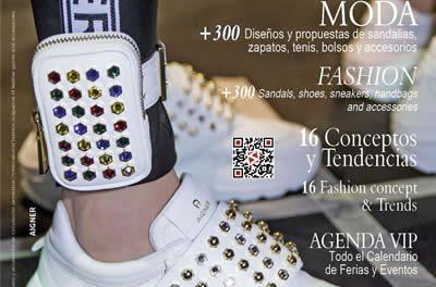 Nueva edición Revista Style América en la Feria del Calzado en Bogotá