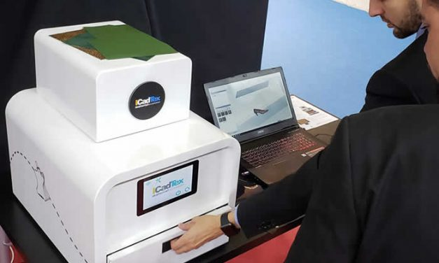 Crean escaner de Materiales para calzado
