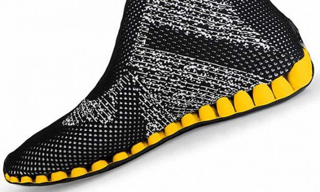 Lanzan suelas para calzado que combinan ligereza y volumen