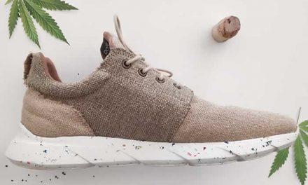 Zapatos ecológicos impermeables en fibra de cáñamo – cannabis
