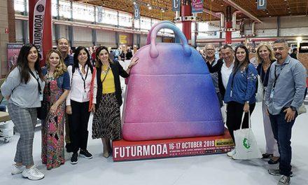 Empresarios Colombianos en Futurmoda 42 materiales eco amigables y maquinaria