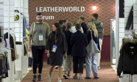 Leatherworld Paris, la feria del cuero y materiales relacionados