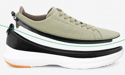 Materiales ecológicos en zapatos sostenibles made2share
