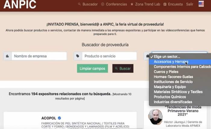ANPIC realizó primera edición virtual en Junio