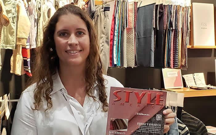 María Belén – Dalila Textil