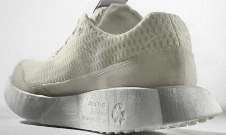 Tenis con materiales reciclables para fabricar botas