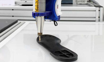 Plasma atmosférico y robótica para mejorar el pegado en calzado