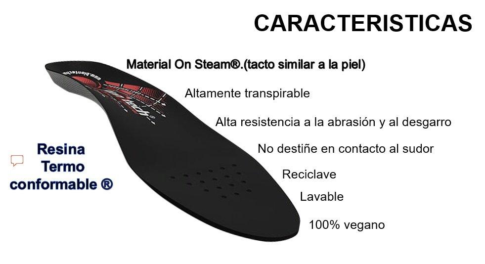 Plantillas para los pies personalizadas