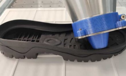 Nanotecnologia mejora hasta 110% el pegue del calzado