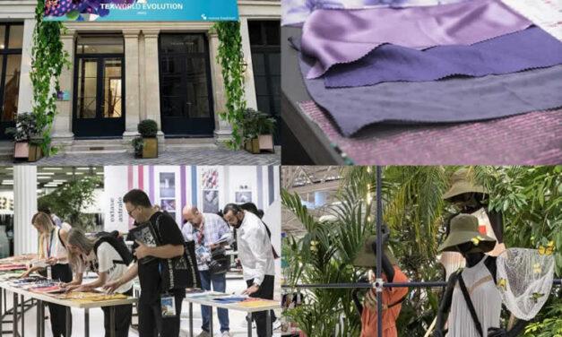 Leatherworld hace parte de Texworld Evolution Paris – Le Showroom
