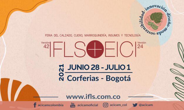 Nueva fecha feria IFLS + EICI Junio de 2021