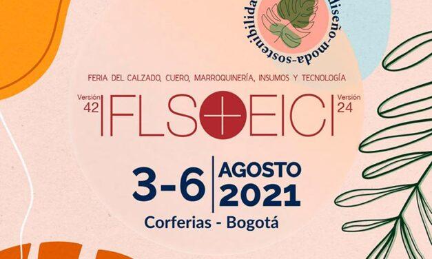 Nueva fecha feria IFLS + EICI Agosto 2021