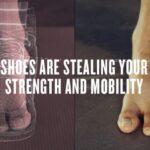Lanzan campaña para exponer efectos dañinos de usar zapatos acolchados