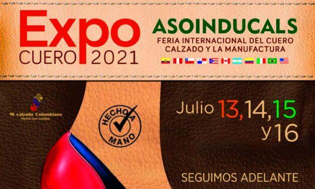 Nueva edición de feria Expo Cuero Asoinducals integra sectores
