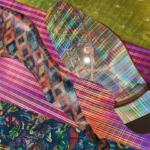 Laminas de cuero para suelas con acabados de moda y fragancia