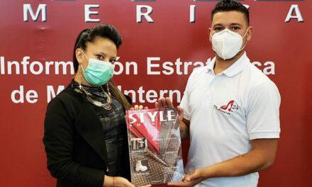 Plasticueros La24 – Jemmy Paola Arcos Rey y John Gil